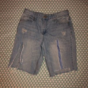 ☀️ Distressed Summer Denim Shorts ☀️